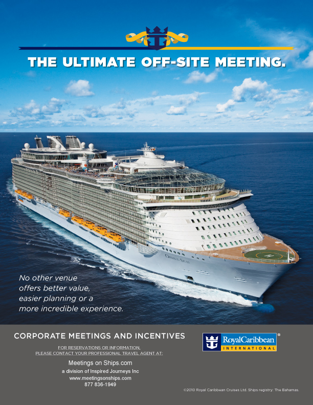 Meetings And Incentive Programs On Ships ROYAL CARIBBEAN CRUISE - Caribbean cruises deals