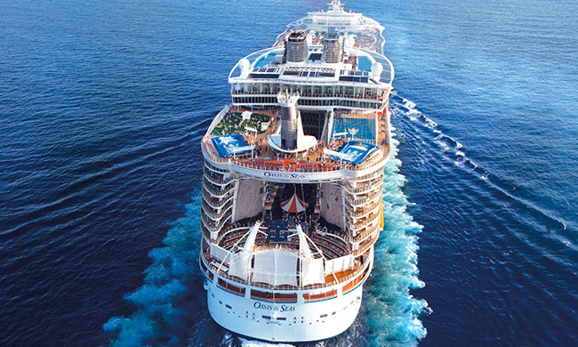 Deals on royal caribbean oasis of the seas